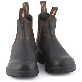 Blundstone 500 Botas de Cuero, dark brown